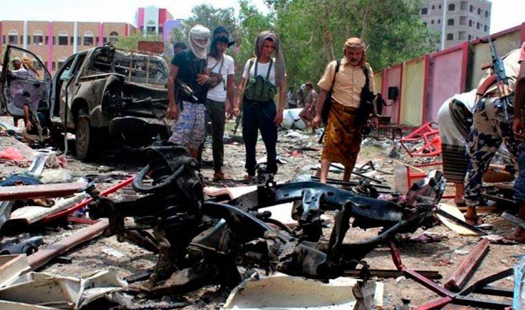 Mueren 5 personas en atentado contra aliados de EAU en Yemen