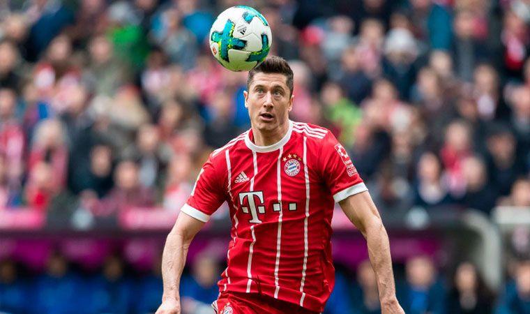 El Bayern no dejará marchar a Lewandowski, según