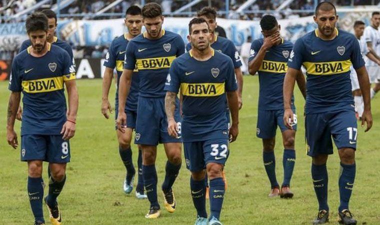 Boca Juniors rescató un empate sobre el final ante Atlético Tucumán