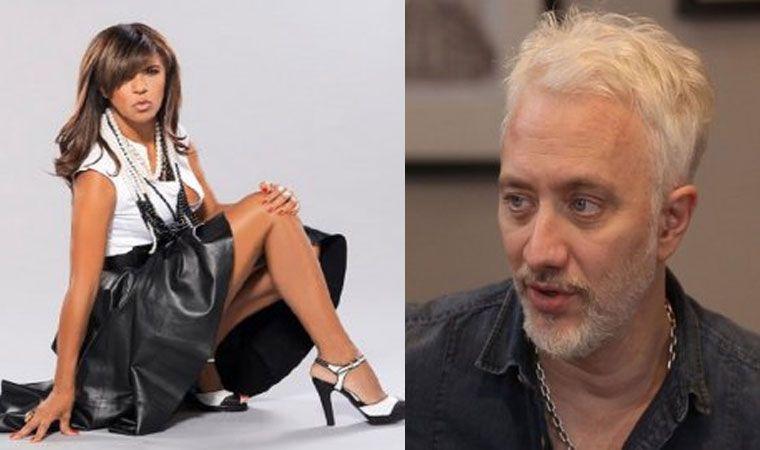 Anamá Ferreira acusó de maltrato a Andy Kusnetzoff