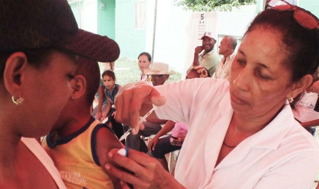 Colombia: Se detecta tercer caso de sarampión en el país