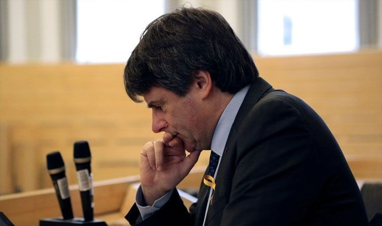 La crisis catalana después de la detención de Puigdemont