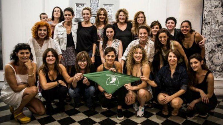 Más de cien actrices piden aborto legal, seguro y gratuito — Carta abierta