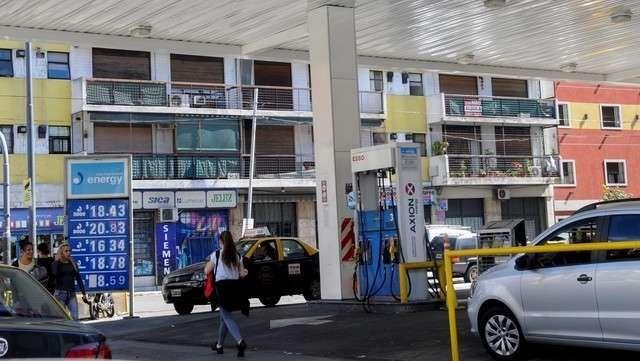 Aumentaron ota vez las naftas y los diesel de Axion y Shell