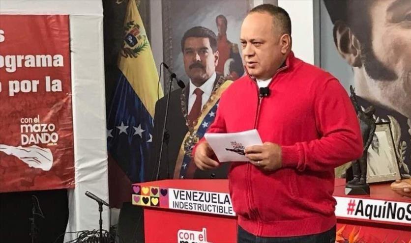 Diosdado Cabello asegura que Henri Falcón es un traidor a la revolución