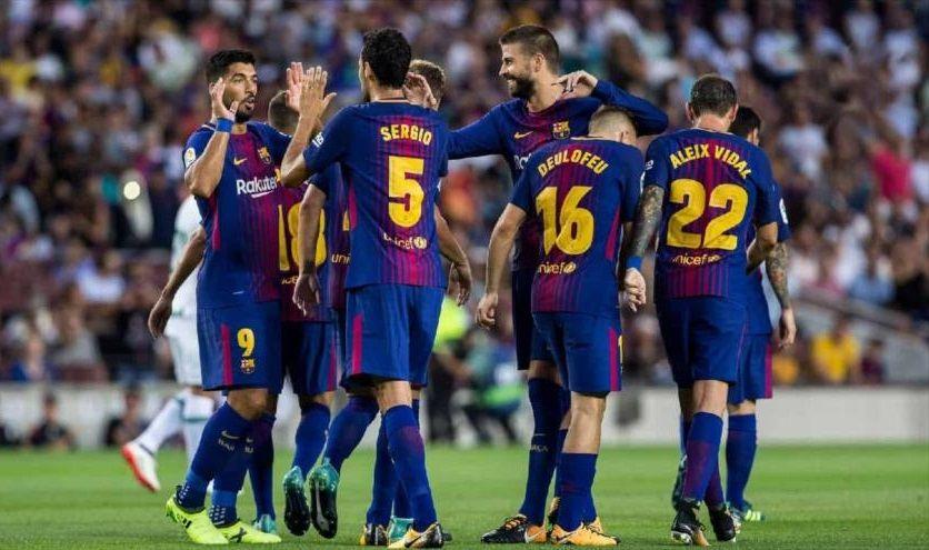 Barcelona suma su 39º partido sin derrota en la Liga