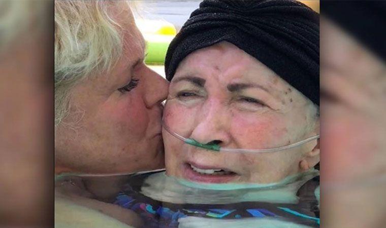 Fallece su mamá — Xuxa de luto