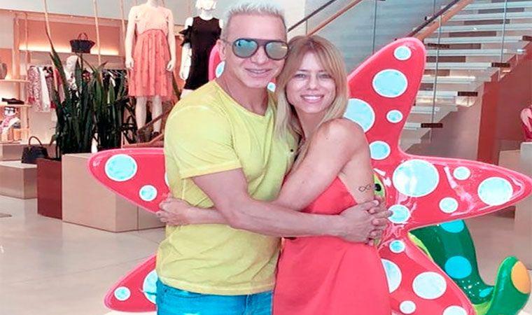 Nicole Neumann y Flavio Mendoza vivirán juntos, como un matrimonio sin sexo