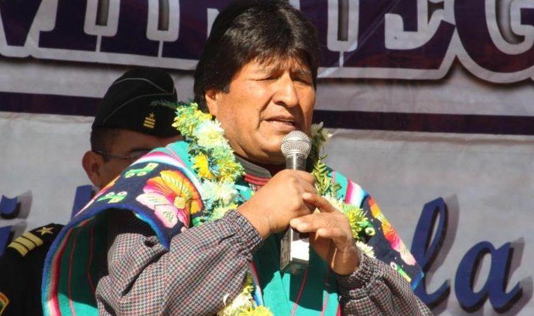 Alerta Evo Morales sobre violencia antes de comicios venezolanos