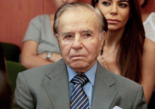 Confirman procesamiento de Carlos Menem por explosión de fábrica militar en 1995