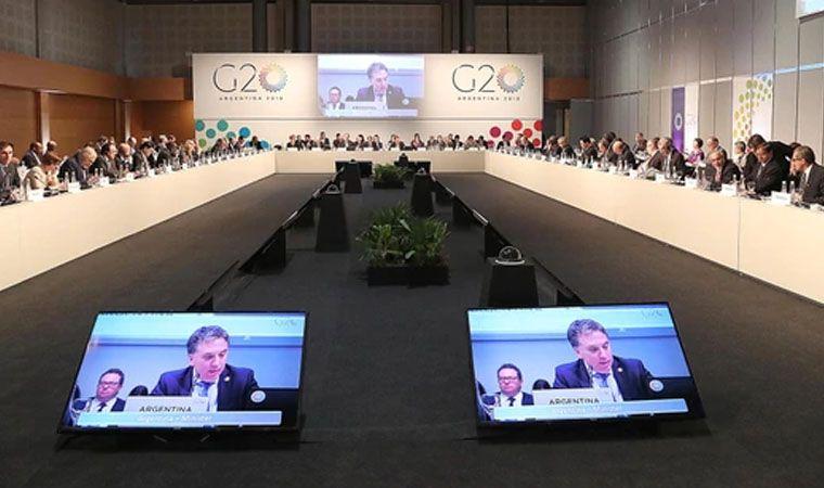 El G20 alertó riesgo financiero por tensiones comerciales y pidió fortalecer diálogo