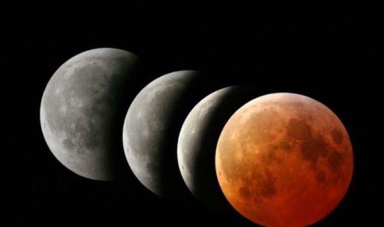Prepárate para ver el eclipse lunar más largo del siglo XXI