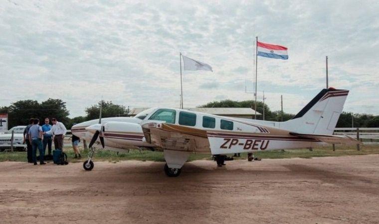 Desapareció una avioneta en la que viajaba el Ministro de Agricultura