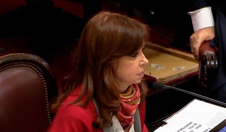 Norma Durango votará contra los allanamientos a Cristina