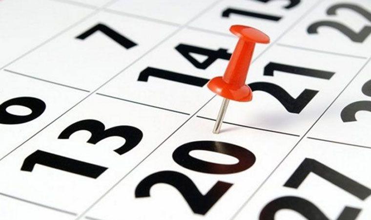 El próximo feriado ¿Es el viernes o el lunes?