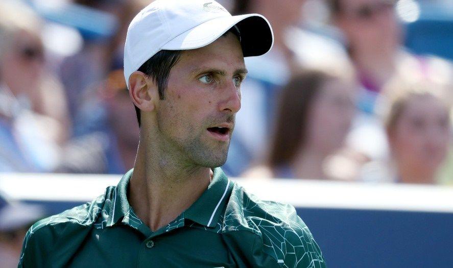 Novak Djokovic elimina campeón Grigor Dimitrov ; Cilic se cita con Carreño
