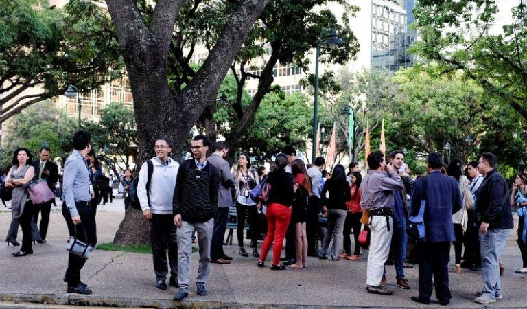 Sismo de magnitud 7,3 sacudió a Venezuela y se sintió en Colombia