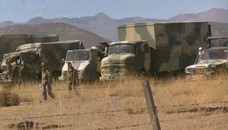 Evo Morales rechaza militarización argentina de su frontera con Bolivia