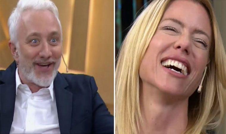 Nicole Neumann reveló un fugaz romance ¿con Joaquín Cortés?