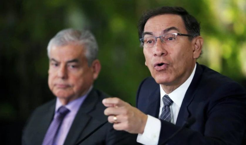 Presidente Vizcarra saludó al Congreso por aprobar cuestión de confianza