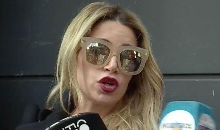 Florencia Peña habló de los audios XXX de su pareja
