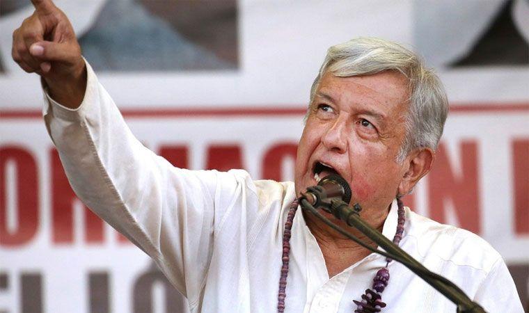 López Obrador asegura que no se peleará con Trump por el muro