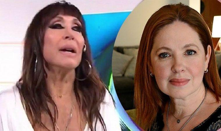 Moria Casán, enojada con Andrea Del Boca: