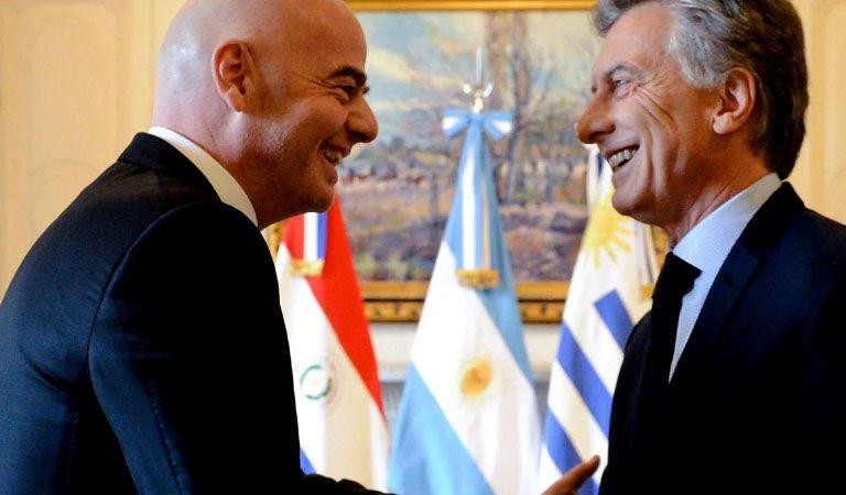 Se trunca el sueño de Argentina de volver a ser sede mundialista