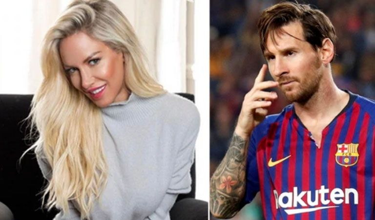 Se conocieron detalles del romance entre Lionel Messi y Luciana Salazar