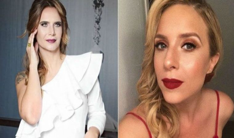 Varias actrices evitaron saludar a Amalia Granata