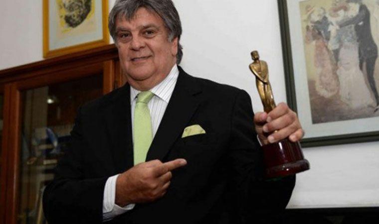 Andy Kusnetzoff: ganó el Martín Fierro de Oro de radio