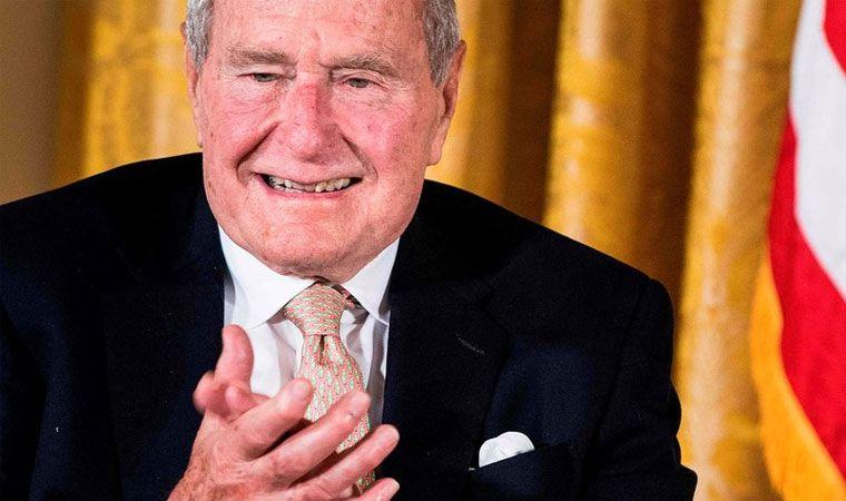 Muere el ex presidente George H.W. Bush