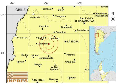 Un temblor sacudió parte del Conurbano y de la Ciudad