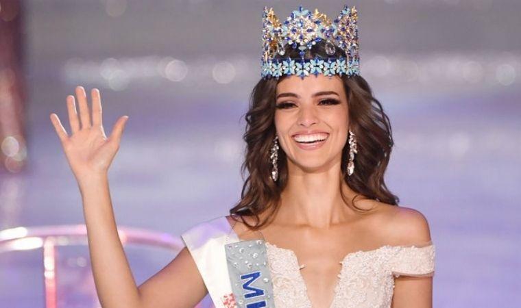 Mexicana Vanessa Ponce de León gana certamen Miss Mundo 2018