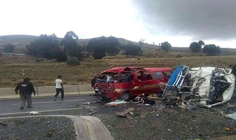 Trágico accidente en Bolivia: murieron 17 personas