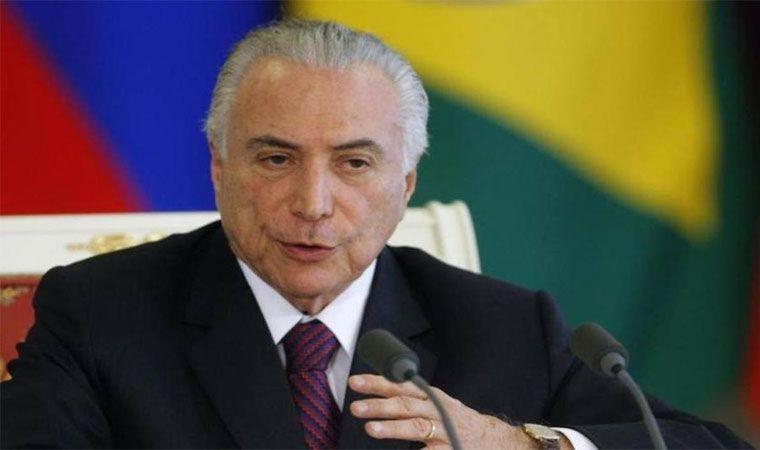 Presentan nueva denuncia contra Temer — Brasil