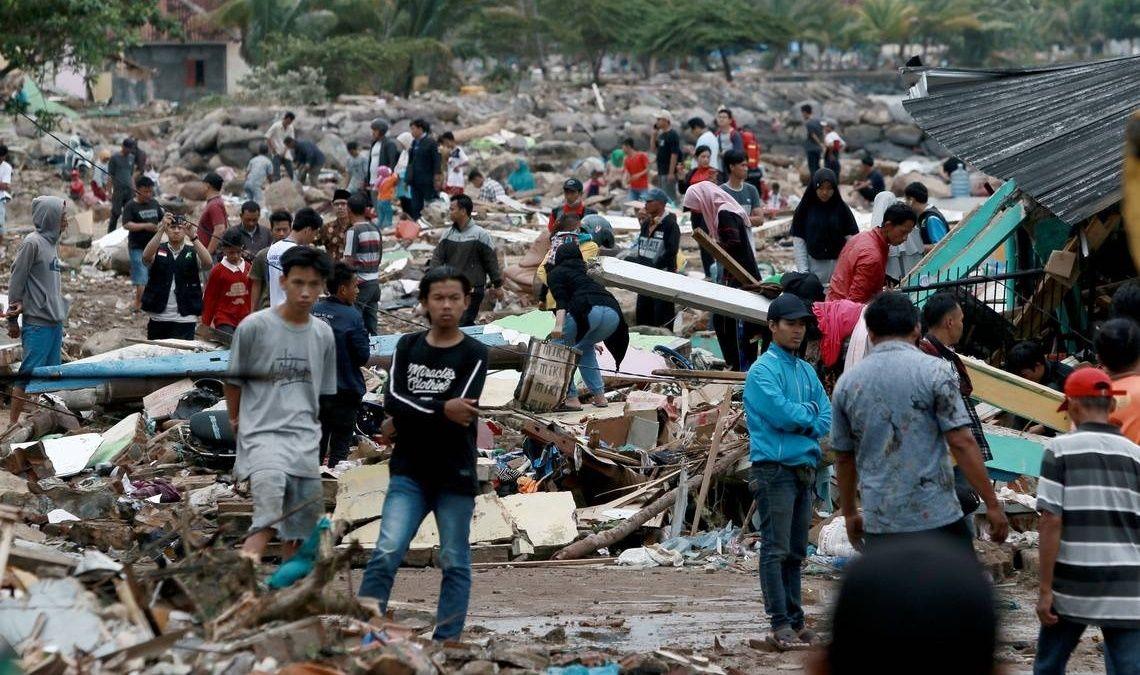 Se eleva número de fallecidos en Indonesia