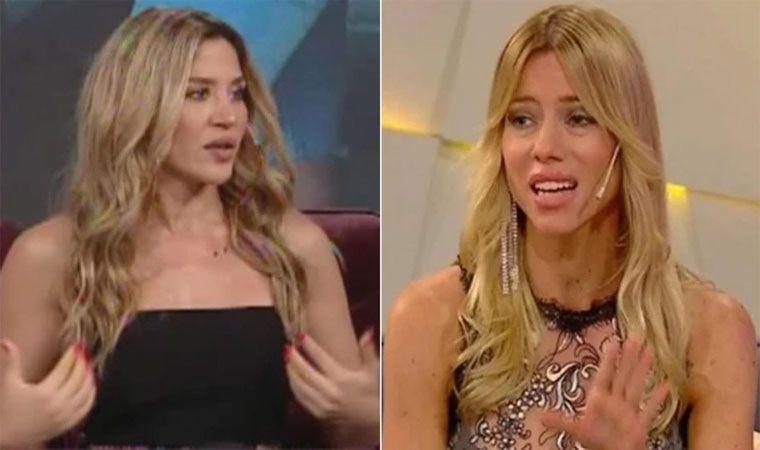 Despidieron a Nicole Neumann de Cortá por Lozano