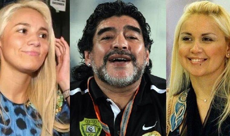¿Verónica Ojeda abandonó a Diego Maradona?