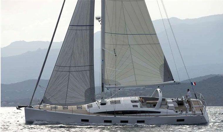 Desaparecieron dos personas que navegaban en un velero francés en Comodoro Rivadavia