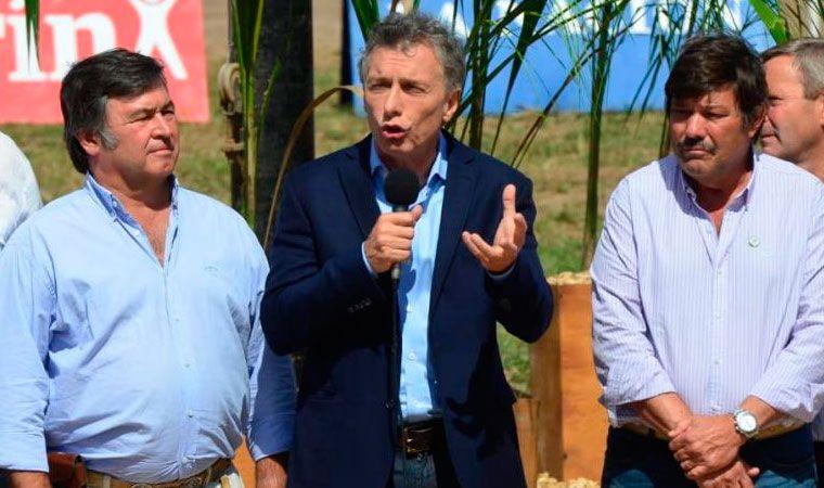 Con anuncios para el campo, Macri llega a la feria Expoagro