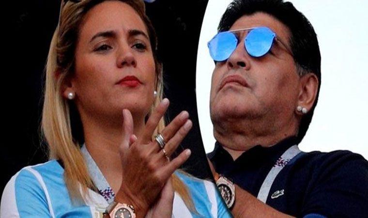 El reclamo millonario de Rocío Oliva hacia Diego Maradona — Va por todo