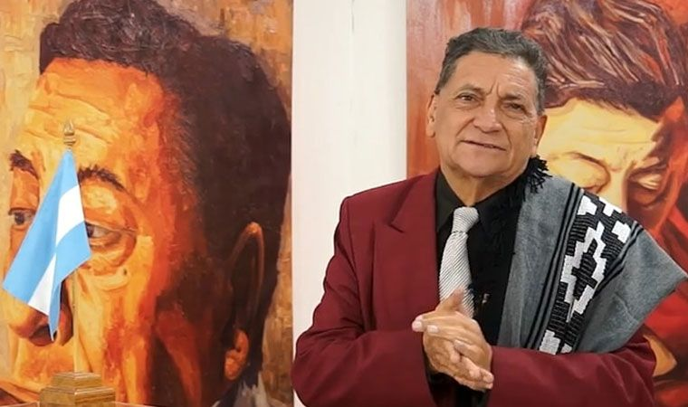 Murió Carlos Giachetti, conductor de