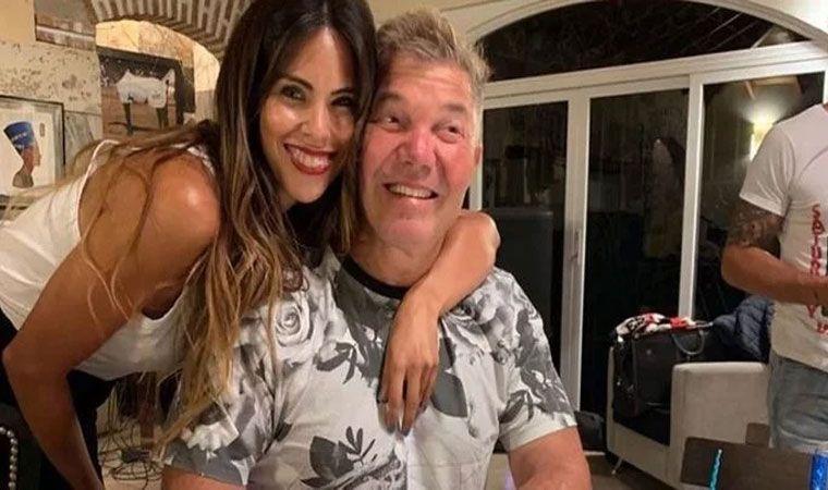 Fernando Burlando le pidió casamiento a Barby Franco de una…