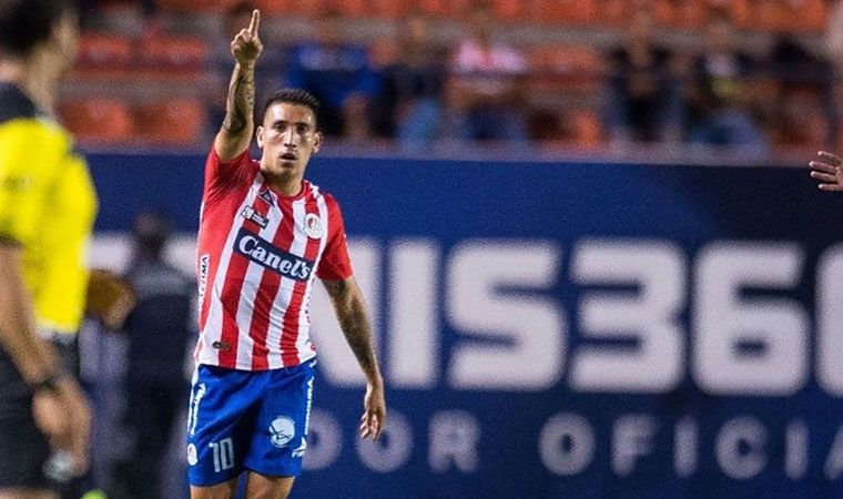 Atlético de San Luis despide a Alfonso Sosa