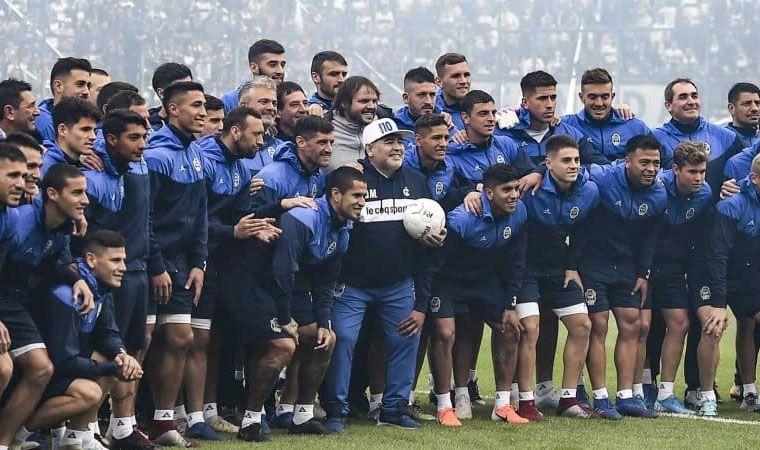 El mensaje de Guillermo Barros Schelotto para Maradona