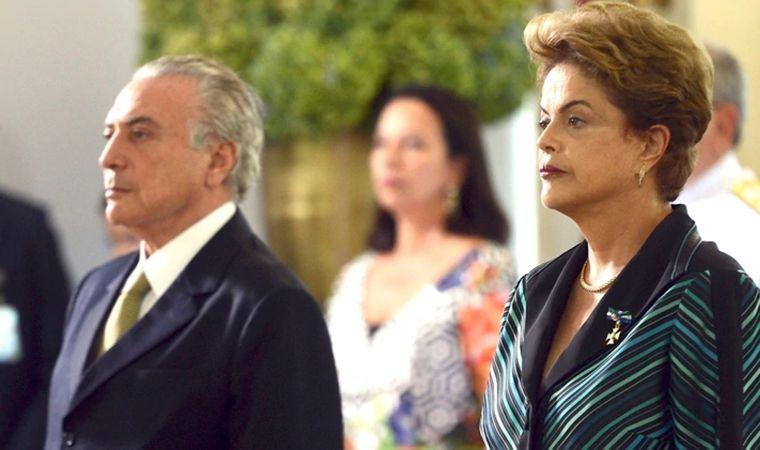 Brasil: Temer admite que la destitución de Rousseff fue un