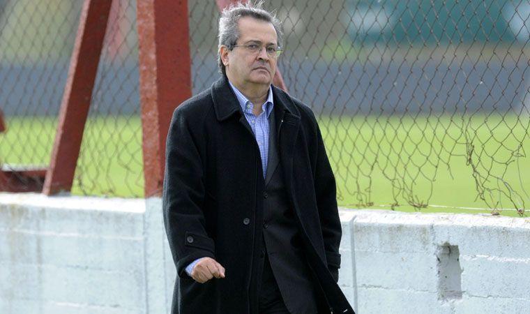 Independiente expulsó como socio al ex presidente Javier Cantero