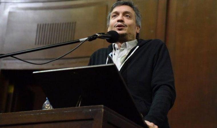 Máximo Kirchner será elegido jefe del bloque del Frente de Todos