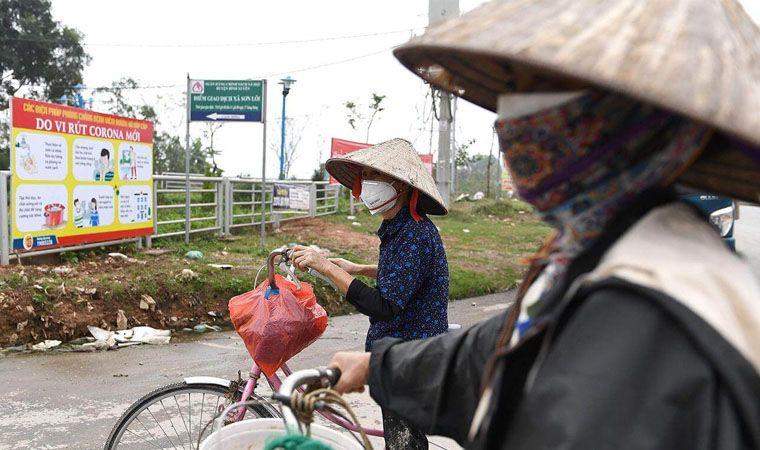 En cuarentena una ciudad de Vietnam por 6 casos de coronavirus